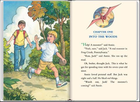 Magic Tree House Dinosaurs Before Dark English 271