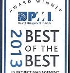pmi best 2013