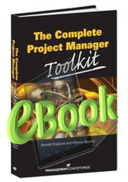 Complete project manager's toolkit ebook cover