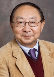 Dr. Gao in a 2013 portrait