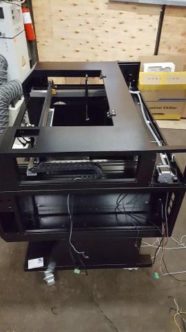 machine laser CO2 Engravlaser A-7050
