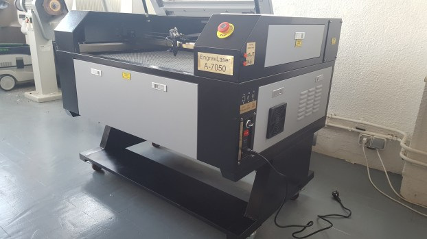 machine laser CO2 Engravlaser A-7050