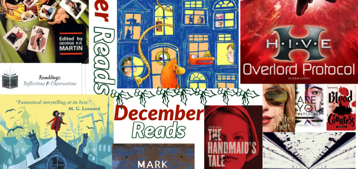 Books read in December 2019
