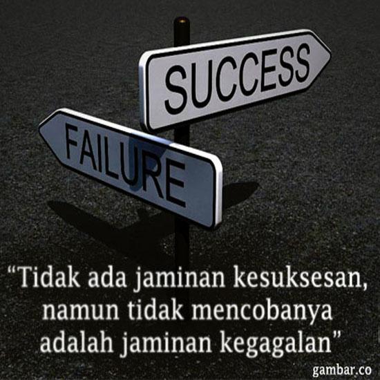 Kata bijak motivasi sukses