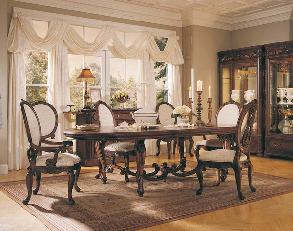 Traditional Dining Room Decorating Ideas 27 Renovation