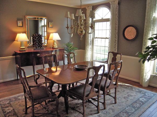 Traditional Dining Room Decor 13 Renovation Ideas