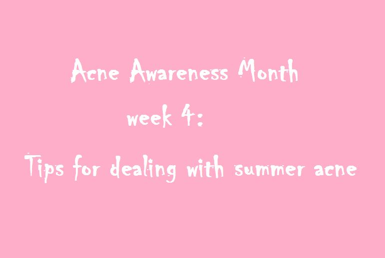 acne awareness month 4
