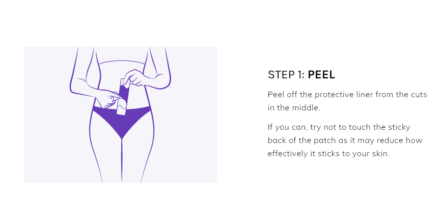 Be You period patch