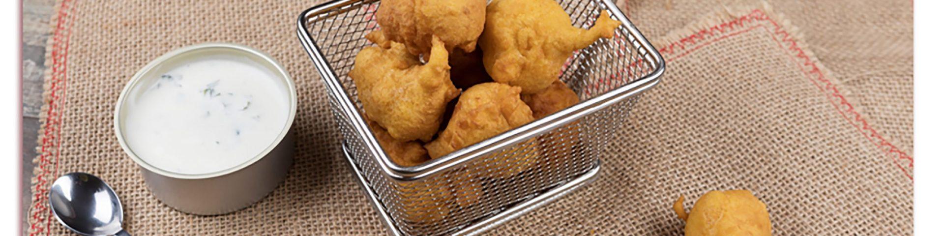 buñuelos de San Isidro