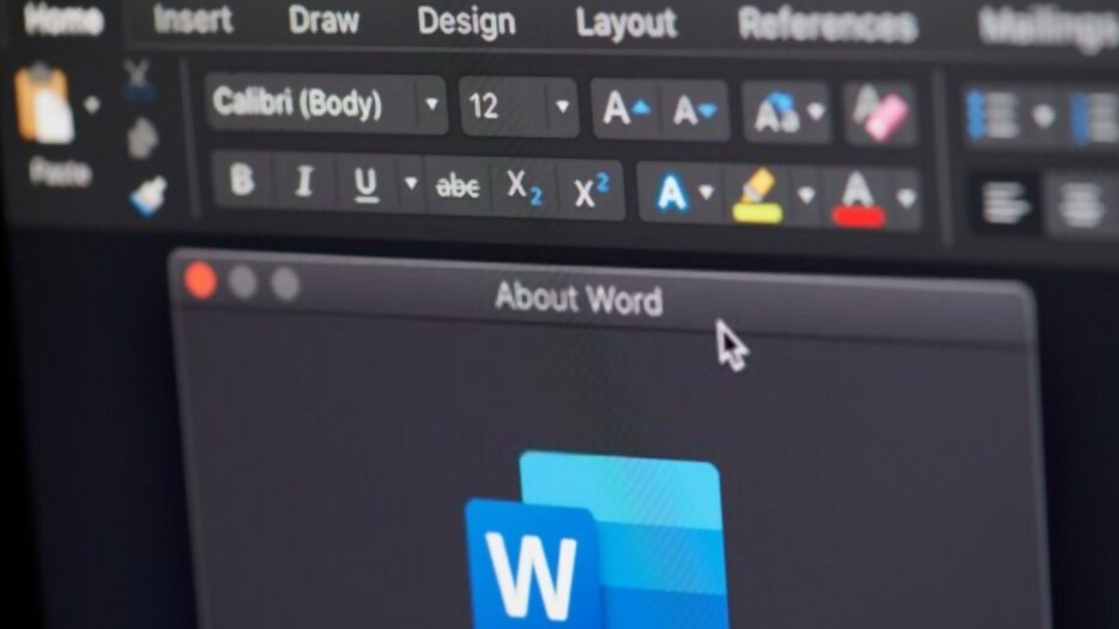 Featured image Microsoft Word