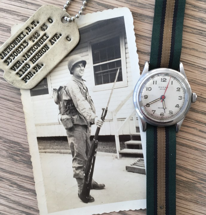 soldier, army, Enicar, WWII