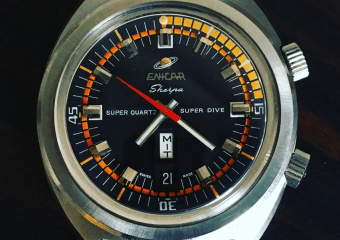 Sherpa Super Dive MkIII: a quartz that never happened?