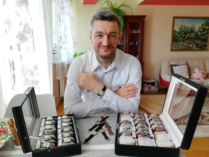 A gentleman collector from Poland