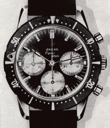 The early edition Aqua Graph