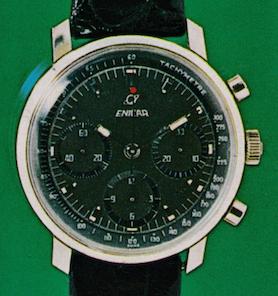 'Garnix' chronograph
