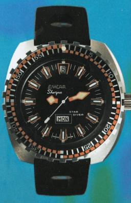 Sherpa Star Diver 42 mm