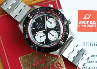 Top vintage Enicar picks of 2020