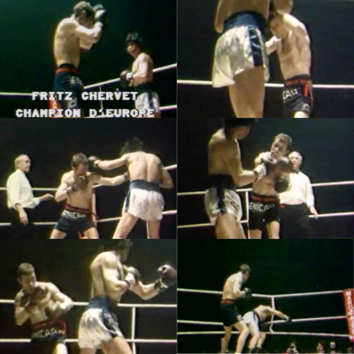 Fritz Chervet vs Fernando Atzori