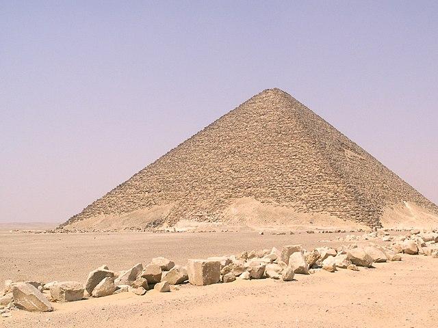 Má tajemné čínské podzemí nějakou spojitost s egyptskými pyramidami?
