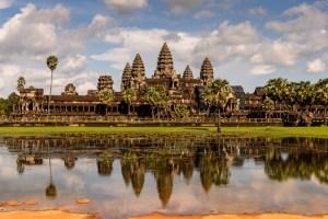 Angkor Vat: Pod zemí se skrývají neznámé spirály a věže!
