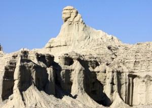 Sfinga zBalúčistánu: Důkaz pradávné civilizace, nebo jen unikátní dílo přírody?