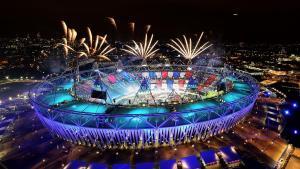Londýn 2012: Stojí vpozadí olympiády tajná společenství?