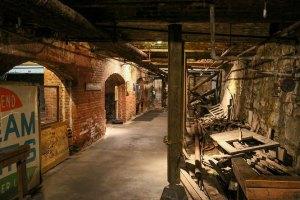 Strašidelné podzemí v Seattlu. Natočili tu prý ducha