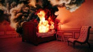 Podivná smrt Mary Reeserové: Chtěla FBI utajit samovznícení?