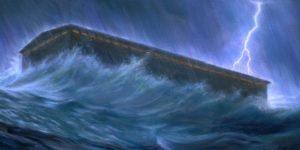 Biblické záhady: Noe a potopa