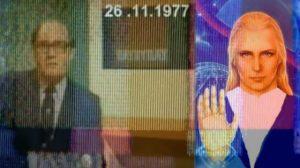 Mimozemská zpráva lidem: Bylo přerušeno televizní vysílání!