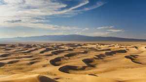 Ukrývají písky pouště Gobi ruiny prastaré civilizace?