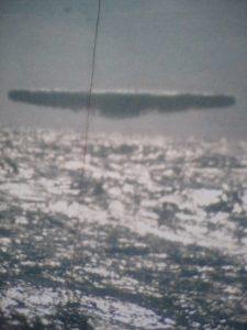 Proč dochází k údajným pozorováním UFO především nad vodou