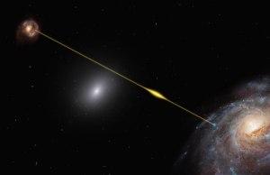 Signál z vesmíru se opakuje každých 157 dnů