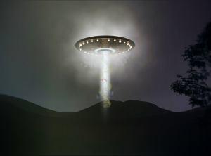 Tvrdí, že se setkal s Robbie Williamsem na vojenské vesmírné misi