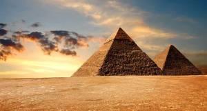 Pyramidy prý mohou vyčistit světové vodstvo
