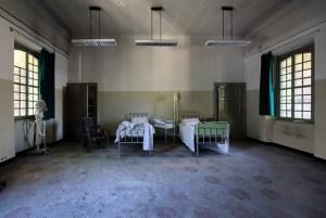 Děsivá místa: Nemocnice duchů – Jílové u Prahy