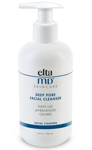 EltaMD Deep Pore Facial Cleanser