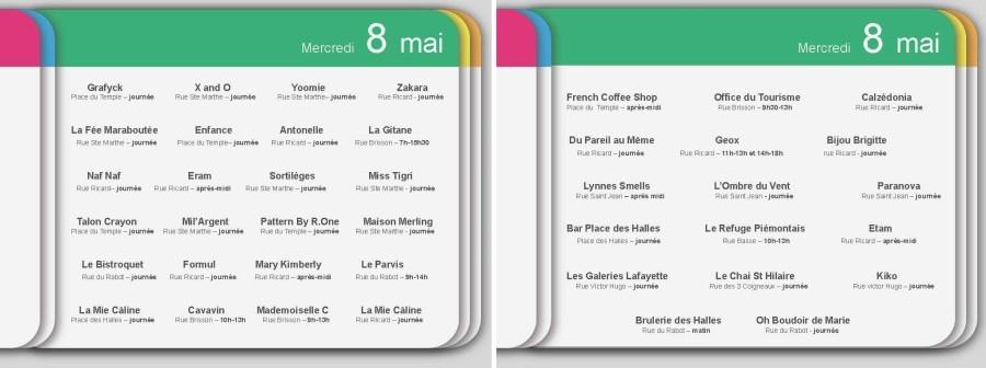 8 mai 2019 magasins ouverts centre-ville niort