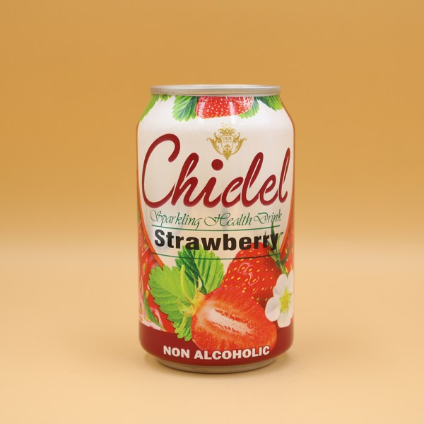 Chidel Strawberry Can Drink. 330ml