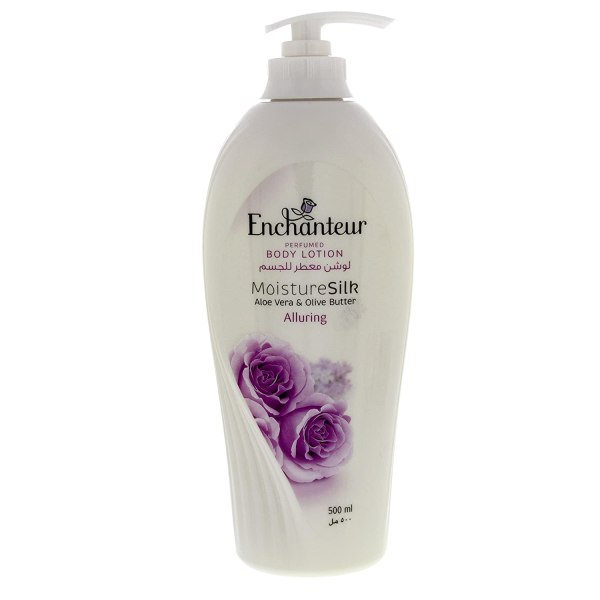 Enchanteur Perfume Body Lotion Alluring ..500ML