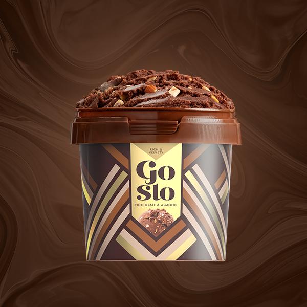 GoSlo Chocolate Almond