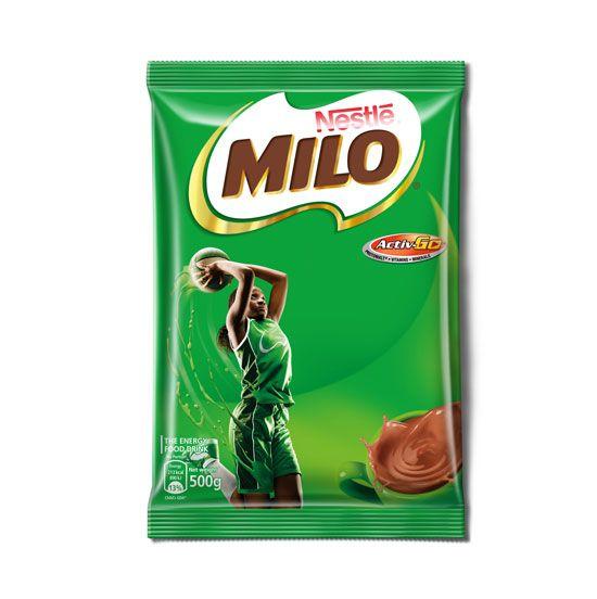 Nestle Milo 500g sachet