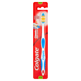 eng pl Colgate Classic Deep Clean Toothbrush Medium 17589 1