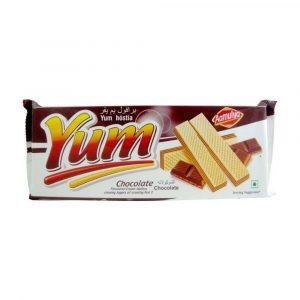 AAMULYA YUMMY CHOCOLATE WAFER 200 G