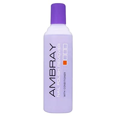 Ambray Nail Polish Remover with Conditioner