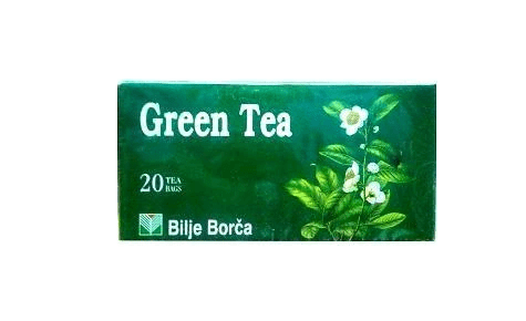 Bilje Borca Green Tea