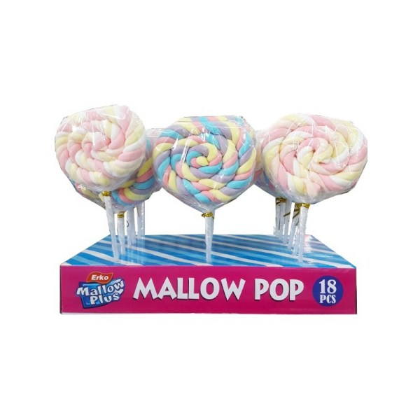 Erko Mallow Pop 40g