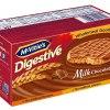 McVitie's Digestive Milk Chocolate Biscuit, 200g