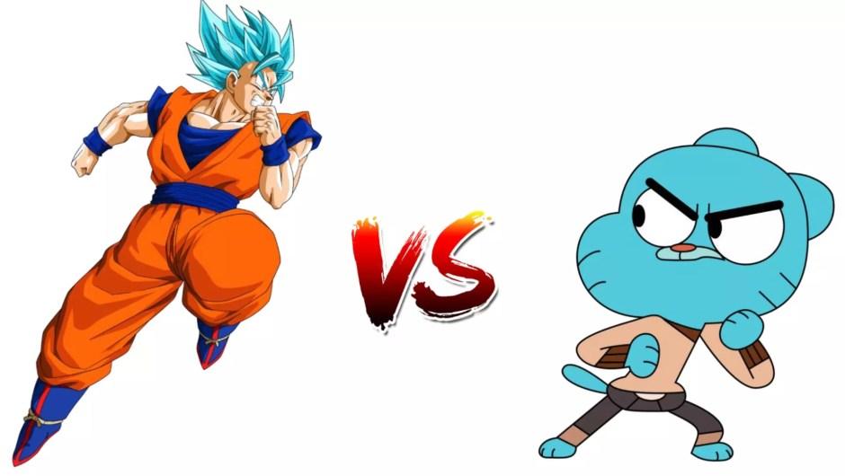 Anime vs cartoonm