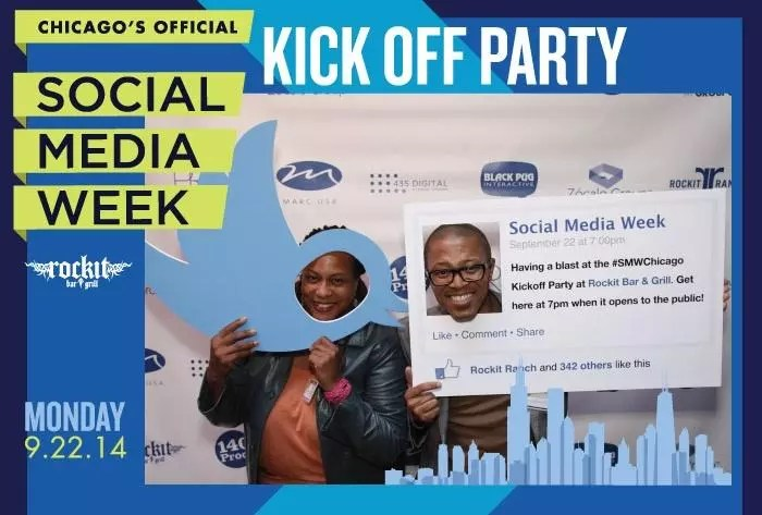 Bra Willy Seyama   eNitiate   SMW Chicago 2014   Rock It Party